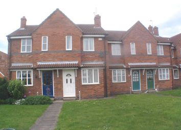 Thumbnail 2 bed terraced house to rent in 2 Old Farm Close, Ottringham, Hull, East Riding Of Yorkshire