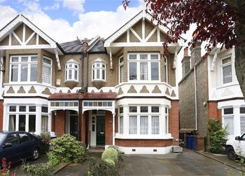 Thumbnail 4 bed semi-detached house for sale in Turney Road, London