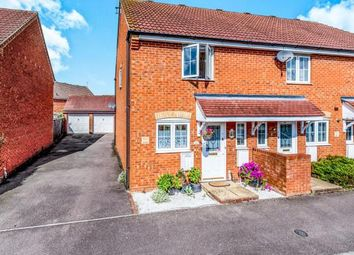 Thumbnail 2 bed end terrace house for sale in The Glebe, Clapham, Bedford, Bedfordshire