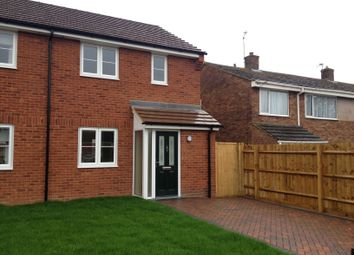 Thumbnail 2 bed terraced house to rent in North Way, Deanshanger, Milton Keynes