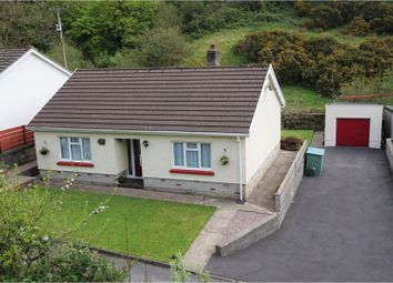 Thumbnail 2 bed detached bungalow for sale in Cwmduad, Carmarthen