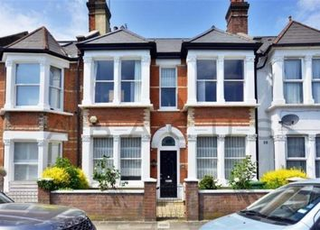 Thumbnail 5 bed terraced house for sale in Burrard Road, West Hampstead