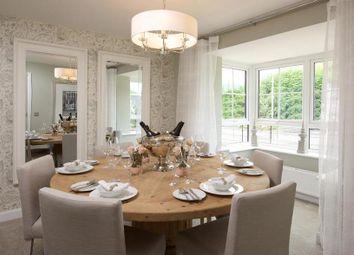 "Thumbnail 5 bedroom detached house for sale in ""Stratford"" at Fen Street, Brooklands, Milton Keynes"