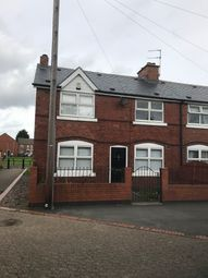 Thumbnail 4 bedroom end terrace house to rent in Nelson Road, Maltby