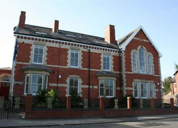 Thumbnail 1 bed flat to rent in Queens Park House, Oswestry, Shropshire