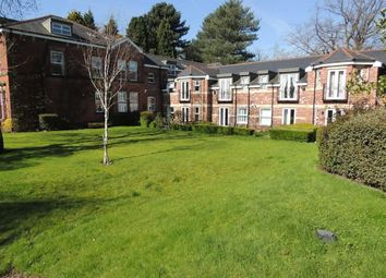 Thumbnail 2 bed flat for sale in Torkington Road, Hazel Grove, Stockport