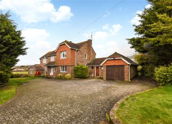 4 bed detached house for sale in The Street, Clapham, Worthing, West Sussex BN13