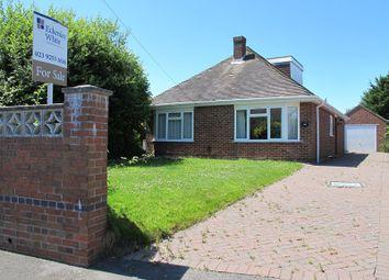 Thumbnail 3 bed bungalow for sale in Stubbington Lane, Stubbington, Fareham