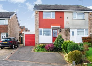2 bed semi-detached house for sale in Fairview Close, Kilburn, Belper DE56
