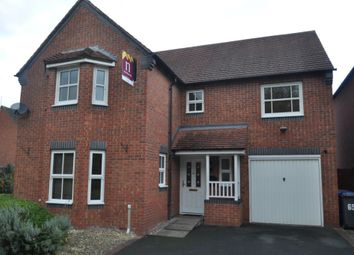 4 bed detached house for sale in Ovaldene Way, Trentham, Stoke-On-Trent ST4