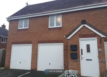 Thumbnail 1 bed flat to rent in Jackson Avenue, Nantwich