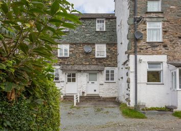 Thumbnail 3 bedroom terraced house for sale in Edinboro, Ambleside