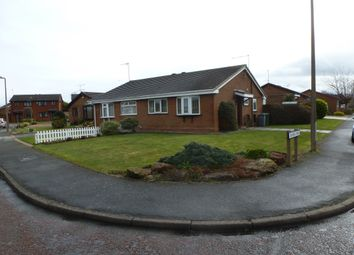 Thumbnail 2 bed bungalow to rent in 20 Oakmere Drive, Greasby, Wirral