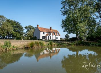 Tollesbury Road, Tollesbury, Maldon CM9. 4 bed detached house for sale