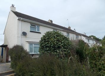 Thumbnail 3 bed semi-detached house to rent in Sunrising, Looe