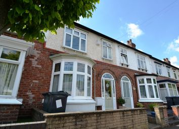 Thumbnail 3 bedroom terraced house to rent in Northlands Road, Birmingham