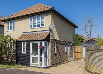 Thumbnail 3 bed link-detached house for sale in Burwell, Cambridge, Cambridgeshire
