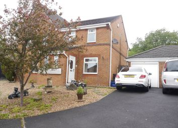 Thumbnail 3 bed semi-detached house for sale in Tunstall Drive, Accrington