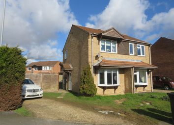 Thumbnail 2 bed semi-detached house for sale in Chedworth Road, Lincoln
