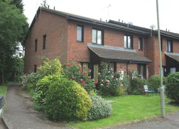 Thumbnail 1 bed terraced house to rent in Aspen Close, Staines Upon Thames, Middlesex