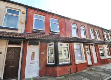 Thumbnail 2 bed terraced house for sale in Kingswood Avenue, Aintree