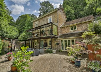 Thumbnail 4 bed detached house for sale in Lower Wye Valley Road, St. Briavels, Lydney