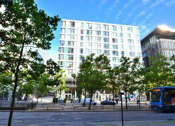 Thumbnail 2 bed flat for sale in Rillaton Walk, Milton Keynes