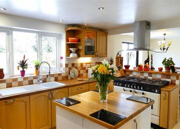 Thumbnail 4 bed detached house for sale in Maple Close, Calne