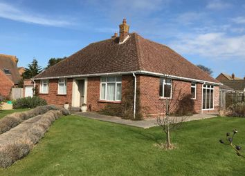 Thumbnail 3 bed detached bungalow for sale in Manor Way, Lee-On-The-Solent
