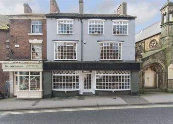 Thumbnail Commercial property for sale in Church Street, Alfreton, Derbyshire