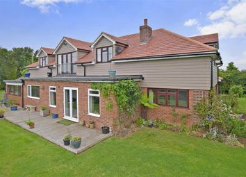 Thumbnail 5 bed detached house for sale in Bowley Lane, South Mundham, Chichester, West Sussex
