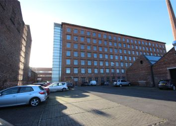 Thumbnail 2 bedroom flat for sale in Apartment 11 East Block, Shaddon Mill, Shaddongate, Carlisle