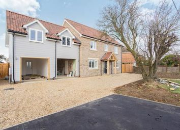 Thumbnail 5 bed detached house for sale in Wereham, Kings Lynn, Norfolk
