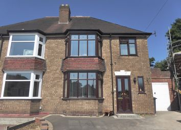 Thumbnail 3 bed semi-detached house for sale in Woodfall Avenue, Birmingham