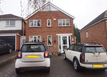 Thumbnail 3 bed detached house for sale in Hamstead Road, Great Barr, Birmingham