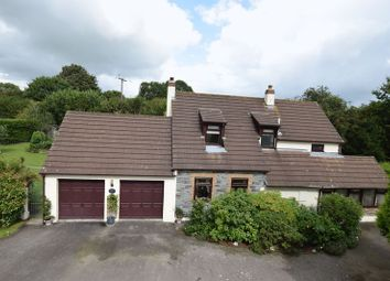 Thumbnail 4 bed detached house for sale in Green Acre, Trebullett, Launceston