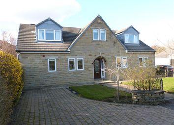 Thumbnail 4 bed detached house for sale in Eldwick Croft, Eldwick, Bingley