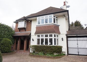 Thumbnail 5 bed detached house for sale in Weymouth Avenue, London
