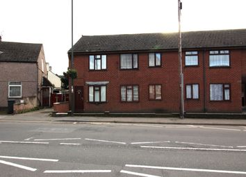 Thumbnail 2 bed semi-detached house to rent in A Nottingham Road, Somercotes, Alfreton