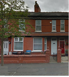 Thumbnail 3 bedroom terraced house for sale in Laurel Avenue, Manchester