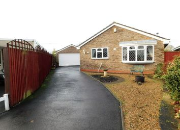 Thumbnail 3 bed detached bungalow for sale in Hawthorn Close, Great Bridgeford, Stafford.