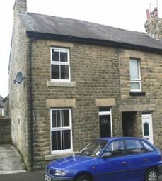 Thumbnail 2 bed terraced house to rent in Alma Street, Buxton, Buxton
