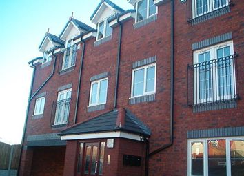 Thumbnail 4 bed flat to rent in Waverley Court, St Helens
