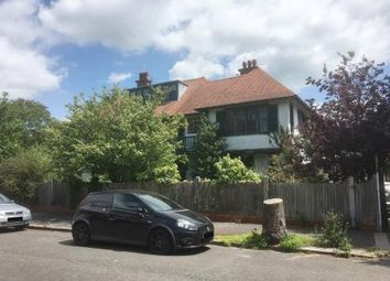 Thumbnail 1 bed flat for sale in Flat 3, 1 Grimston Gardens, Folkestone, Kent
