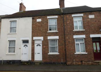 Thumbnail 2 bed terraced house for sale in Clarence Road, Millfield, Peterborough