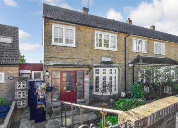 Thumbnail 3 bed end terrace house for sale in Whitchurch Road, Romford, Essex