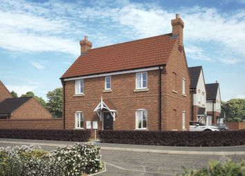 Thumbnail 3 bed detached house for sale in Dendale, New Street, Measham