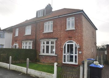 Thumbnail 3 bed semi-detached house to rent in Park Avenue, Egham