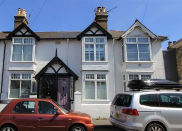 Thumbnail 2 bed terraced house for sale in West Cliff, Whitstable