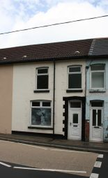 Thumbnail 2 bed terraced house to rent in Main Road, Penrhiwceiber, Mountain Ash
